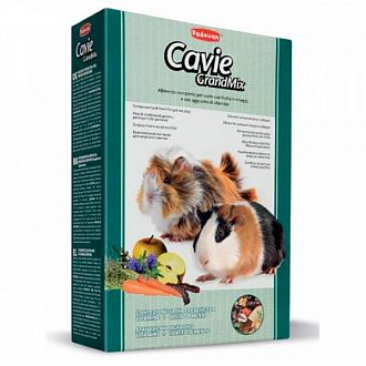 Padovan GrandMix Cavie Для морских свинок основной корм (Италия)