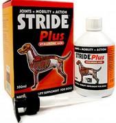 Страйд Плюс для собак, фл. 500 мл TRM Витамины для суставов: Глюкозамин+ хондроитин+ сера (сироп) Stride Plus (Страйд плюс) Уникальный препарат для собак, предотвращающий поражение тканей суставов (ИРЛАНДИЯ)