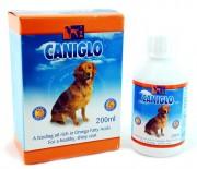 Канигло для собак, фл. 500 мл TRM Назначают только собакам для профилактики и лечения дегенеративных и воспалительных заболеваний суставов, артритов, артрозов, нормализации линьки и восстановления шерстного покрова. Витамины для кожи и шерсти: масло (Caniglo) Позволяет сохранить здоровую, мягкую, блестящую шерсть и поддержит в отличном состоянии кожу