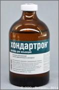 Хондартрон раствор для инъекций, фл. 100 мл