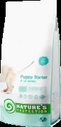 NATURE'S PROTECTION Puppy Starter Формула при отнятии щенков от матери всех пород 4−12 недель и беременных и кормящих сук