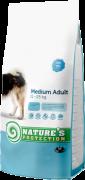 NATURE'S PROTECTION Medium Adult Для оптимального ухода за взрослыми собаками пород среднего размера (11-25 кг)