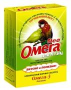 Омега NEO мв лакомство для для птиц с биотином уп. 50 г