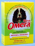Омега NEO мв лакомство для собак с морскими водорослями