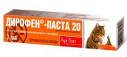 Дирофен-паста для кошек с тыквенным маслом, шприц-дозатор 7 мл