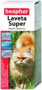 Beaphar Laveta Super For Cats), фл. 50 мл. Супер Витамины для шерсти кошкам