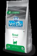 Farmina Vet Life Renal  Диетическое питание для кошек при заболеваниях почек