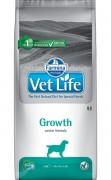 Farmina Vet Life Growth Диетическое питание для восстановления щенков с нарушением роста, при дефиците питательных веществ и для укрепления иммунной системы