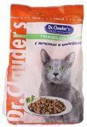 Dr.Clauder`s для кошек Индейка с печенью