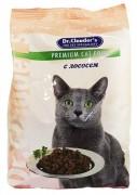 Dr.Clauder`s для кошек Лосось