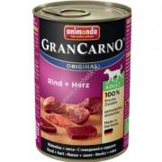 ANIMONDA CRAN CARNO Original Adult конс.400г - с говядиной и сердцем для взрослых собак (Германия)