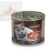 LEONARDO NEW! конс. 200 г для кошек на основе печени ГЕРМАНИЯ