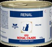 ROYAL CANIN Ренал c цыпленком (фелин)  0,195 кг ДИЕТА ДЛЯ КОШЕК С ХРОНИЧЕСКОЙ ПОЧЕЧНОЙ НЕДОСТАТОЧНОСТЬЮ - АВСТРИЯ