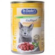 Dr.Clauder`s кон 415 г для кошек Курица ж/б страна Германия