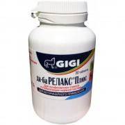 GIGI Da-Ba Relax Плюс №30 Препарат для успокоения и укрепления нервной системы, при транспортировке животных как средство, предупреждающее укачивание и рвоту