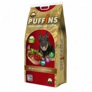 Сухой корм PUFFINS «Жаркое из говядины» для собак всех пород