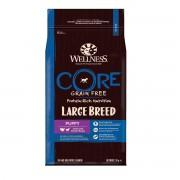 Wellness CORE Large Breed Puppy беззерновой cухой корм для щенков крупных пород, индейка