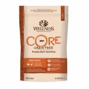 Wellness Core Original беззерновой сухой корм Холистик для взрослых кошек, индейка с курицей