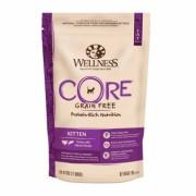 Wellness core kitten беззерновой сухой корм Холистик для котят, индейка с лососем