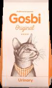 """GOSBI ORIGINAL CAT URINARY СУПЕР ПРЕМИУМ для кошек  профилактика МОЧЕКАМЕННОЙ БОЛЕЗНИ Курица с Лососем. Цены уточняйте по тел. 8(920) 603-23-23 или ждем Вас в наших зоомагазинах """"Умка"""""""