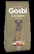 GOSBI EXCLUSIVE SENIOR MEDIUM НИЗКОЗЕРНОВОЙ корм для пожилых собак (Испания)