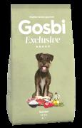 GOSBI EXCLUSIVE SENIOR MINI - НИЗКОЗЕРНОВОЙ корм для пожилых собак (Испания)