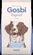 Gosbi Original Adult - Полностью сбалансированный корм для собак всех пород (Испания)