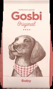 Gosbi Original Baby - Полностью сбалансированный корм для щенков всех пород (Испания)