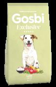 """Gosbi Exclusive Lamb Mini - НИЗКОЗЕРНОВОЙ Полностью сбалансированный ГИПОАЛЛЕРГЕННЫЙ корм для собак мелких пород с ягнёнком. Цены уточняйте по тел. 8(920) 603-23-23 или ждем Вас в наших зоомагазинах """"Умка"""""""