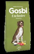 Gosbi Exclusive Lamb Medium - НИЗКОЗЕРНОВОЙ Полностью сбалансированный ГИПОАЛЛЕРГЕННЫЙ корм для собак всех пород с ягнёнком (Испания)