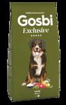 Gosbi Exclusive Lamb Mini - НИЗКОЗЕРНОВОЙ Полностью сбалансированный ГИПОАЛЛЕРГЕННЫЙ корм для собак крупных и гиганстких пород с ягнёнком (Испания)