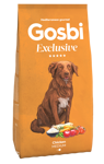 Gosbi Exclusive Chicken Medium - НИЗКОЗЕРНОВОЙ Полностью сбалансированный корм для собак всех пород с курицей (Испания)