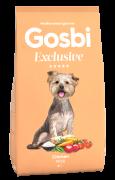 """Gosbi Exclusive Chicken Mini - НИЗКОЗЕРНОВОЙ Полностью сбалансированный корм для собак мелких пород с курицей. Цены уточняйте по тел. 8(920) 603-23-23 или ждем Вас в наших зоомагазинах """"Умка"""""""