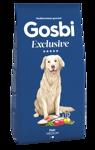 Gosbi Exclusive Fish Medium - НИЗКОЗЕРНОВОЙ Полностью сбалансированный ГИПОАЛЛЕРГЕННЫЙ корм для собак всех пород с рыбой Средиземноморская Диета (Испания)