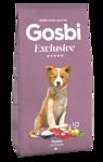 Gosbi Exclusive Puppy Medium - НИЗКОЗЕРНОВОЙ Полностью сбалансированный корм для щенков средних пород (Испания)