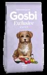 """Gosbi Exclusive Puppy Mini - НИЗКОЗЕРНОВОЙ Полностью сбалансированный корм для щенков мелких пород. Цены уточняйте по тел. 8(920) 603-23-23 или ждем Вас в наших зоомагазинах """"Умка"""""""