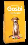 Gosbi Exclusive Junior Lamb & Fish - НИЗКОЗЕРНОВОЙ Полностью сбалансированный ГИПОАЛЛЕРГЕННЫЙ корм ДЛЯ ЮНИОРОВ всех пород ЯГНЕНОК С РЫБОЙ С 4 ДО 24 МЕСЯЦЕВ (Испания)