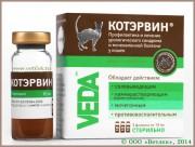КОТ ЭРВИН, уп. 3 фл. по 10 мл. Препарат для лечения, профилактики урологического синдрома и мочекаменной болезни кошек