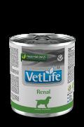 Farmina Vet Life Renal – полнорационный диетический влажный корм для собак, специально разработанный для поддержания функции почек в случаях почечной недостаточности. Вспомогательная терапия при застойной сердечной недостаточности.