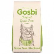Gosbi Original Cat Grain Free Sterilized - Беззерновой сухой корм для КАСТРИРОВАННЫХ КОШЕК И КОТОВ