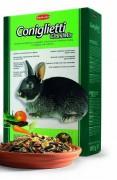 Padovan GrandMix Coniglietti для декоративных кроликов и молодняка основной корм (Италия)