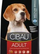 Farmina Cibau Adult Medium  Полнорационный и сбалансированный корм для взрослых собак средних пород