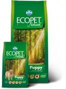 Farmina Ecopet Natural Puppy MEDIUM Полнорационный, сбалансированный корм для щенков всех пород, беременных и лактирующих сук.