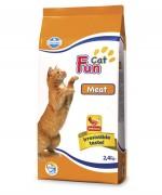 Farmina FUN CAT MEAT  Полнорационный и сбалансированный корм для взрослых кошек с мясом