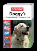 Beaphar Doggy`s Mix 180 табл Применяется при недостатке витаминов, поощрении для собак и кошек