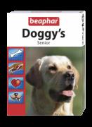Beaphar Doggy's Senior 75 таб. Уникальная минеральная пищевая добавка в виде лакомства для собак старше 7 лет