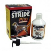 Страйд Плюс для собак, фл. 200 мл TRM Витамины для суставов: Глюкозамин+ хондроитин+ сера (сироп) Stride Plus (Страйд плюс) Уникальный препарат для собак, предотвращающий поражение тканей суставов (ИРЛАНДИЯ)