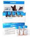 Нобивак рабиес (Nobivac rabies), фл. 1 мл (1 доза) Иммунизация против бешенства собак и кошек