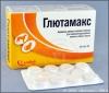 ГлютаМакс таблетки, уп. 30 таб. Гепатопротектор, эффективен при острых и хронических заболеваниях печени, кормовых отравлениях, при лечении заболеваний, вызванных инфекционными и паразитарными агентами
