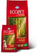 Farmina Ecopet natural adult mini Полнорационный, сбалансированный корм для взрослых собак мелких пород с курицей